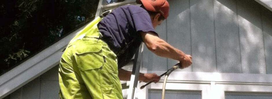 Pressure Washing Marin County